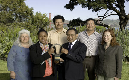Change Agents Inspire Hope and Humility: 2010 Goldman Environmental Prizes Awarded
