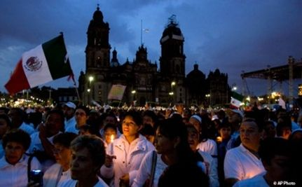 Kidnapping Reports in Mexico Up 90 Percent Within 3 Years