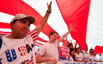 Nationwide May Day Rallies Call for Reform