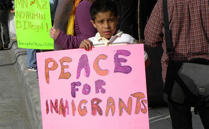 Without Federal Immigration Reform, Arizona's Trend Could Spread