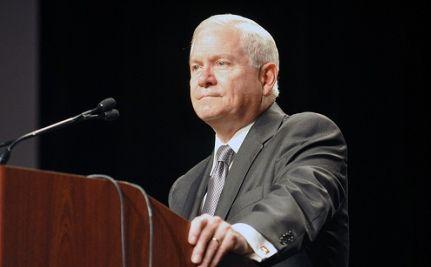 Gates invokes Ike, challenges Pentagon, Congress to scrutinize military spending