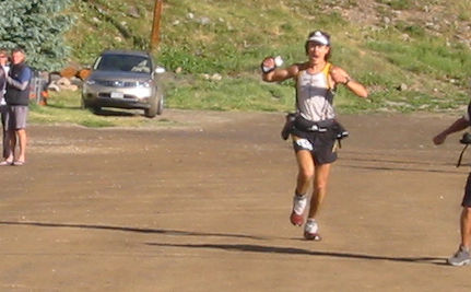 Vegans DO Have Endurance!  Scott Jurek Runs 24 Hour Race