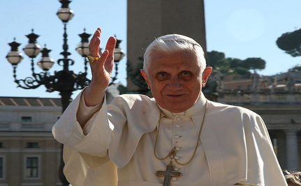 Pope: Gay Marriage is 'Insidious and Dangerous'