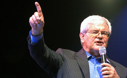 Gingrich: Obama As Threatening as Nazi Germany and Soviet Union