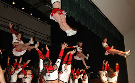 Cheerleading: The Most Dangerous Sport for Girls?