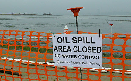 Is Another Oil Spill Disaster Looming?