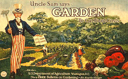 The New Victory Gardens: Fight Oil Addiction in Your Backyard