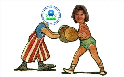 """Battling Sen. Lisa Murkowski's """"Dirty Air Act"""""""