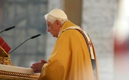 Pope Apologizes For Sexual Abuse