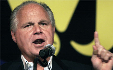 Rush Limbaugh Jokes That Hungry Children Should Dumpster Dive