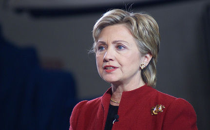 "Hillary Clinton Tells State Department Pride Event ""Gay Rights are Human Rights"""