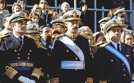 """Argentine Dictator Defends His """"Dirty War"""""""