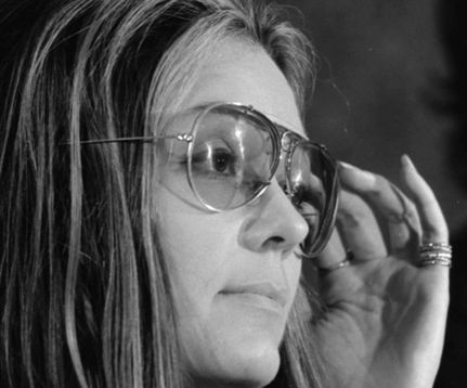 Talking Feminism With Gloria Steinem