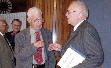 A Cold War Muckraker Passes – Daniel Schorr Remembered