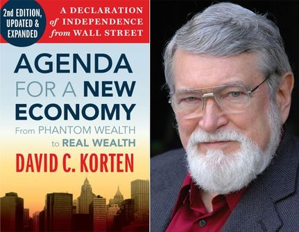 Book Giveaway: Agenda for A New Economy
