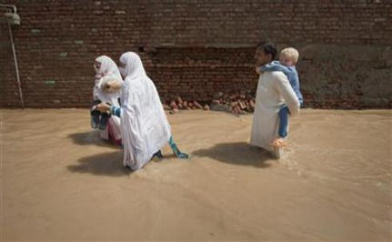 Millions Of Pakistanis Homeless Due To Widespread Floods
