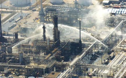 BP Fined $50 Million For 2005 Texas Refinery Explosion