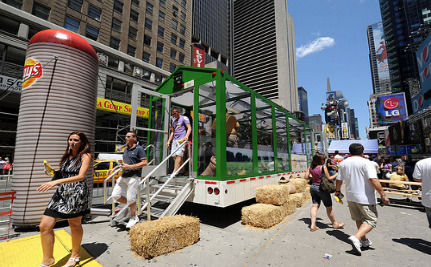 Frito-Lay Launches Mobile Greenhouse Campaign To Support Community Gardens