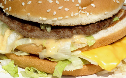 Fast Food-Statin Combo Meal