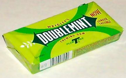 Making Products from Recycled Chewing Gum