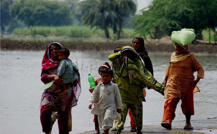 Top 5 Shocking Facts About The Pakistan Floods