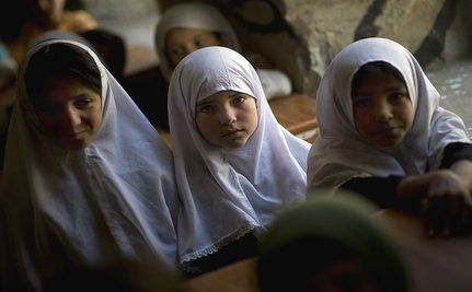 More Afghan Girls Poisoned For Going To School
