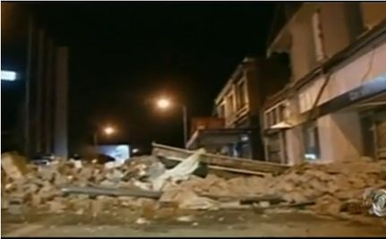 New Zealand Earthquake: Luck and Money Prevail