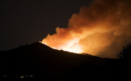 Colorado Wildfires Force Evacuation of 3,500 Residents (Video)