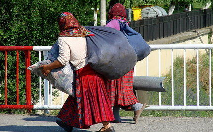 France May Be Censured For Deporting The Roma