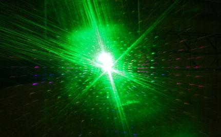Teen Zaps Eyeballs with Laser Pointer