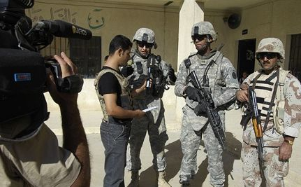 Iraq War: Deadliest War For Journalists Since WWII