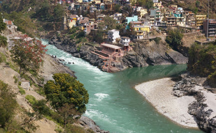 Problems and Solutions for the Ganges River