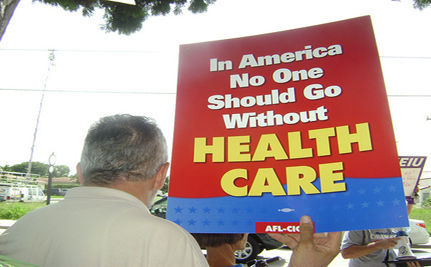 Case Against Health Care Moves Forward