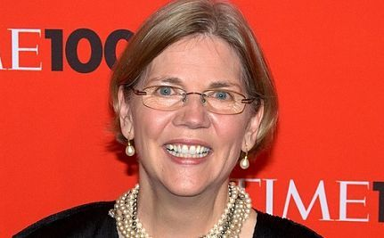 Elizabeth Warren Gets White House Nod