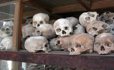 Former Khmer Rouge Leaders Indicted For War Crimes