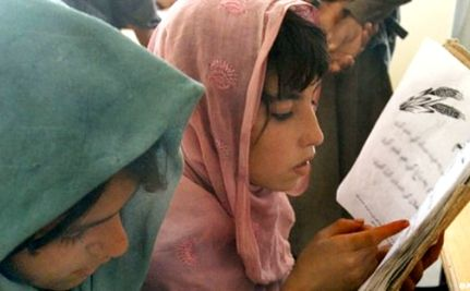 Afghan Girls School Opens Thanks to Mere Pennies
