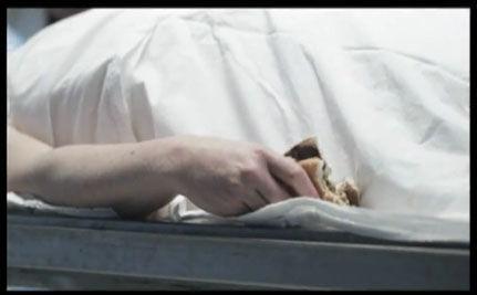 Morgue Ad Targets McDonald's (Video)