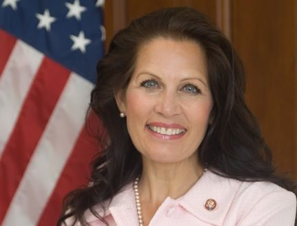 Michele Bachmann and Bill Clinton Duke It Out