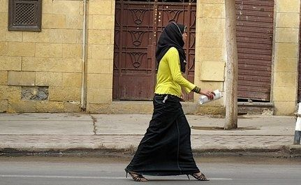 "Virtual ""HarassMap"" Helps Egyptian Women Fight Street Harassment"