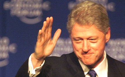 President Bill Clinton Goes (Mostly) Vegan