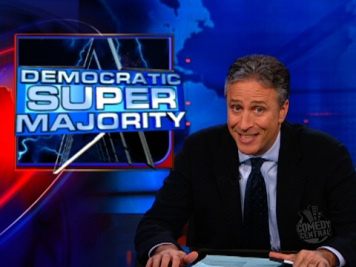 Jon Stewart the….Professor? (VIDEO)