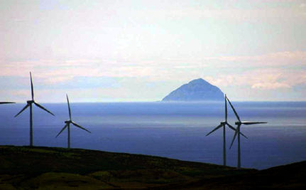 Scotland to Run Off 100% Renewable Energy by 2025
