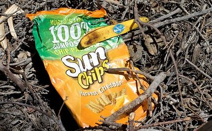 Frito-Lay dumps their eco-bag: It�s just too loud.