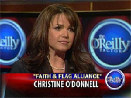 "O'Donnell Campaign Ad: ""I Am Not a Witch"""
