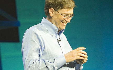 Bill Gates Donates $20 Million!