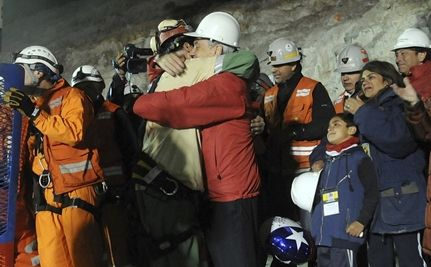 Mission Accomplished! All 33 Miners in Chile Rescued