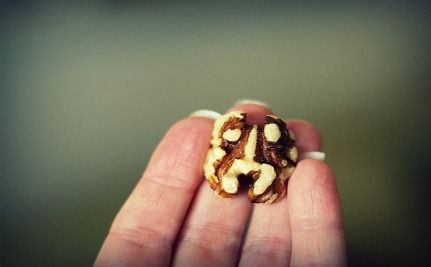 Eating Walnuts Helps Reduce Stress