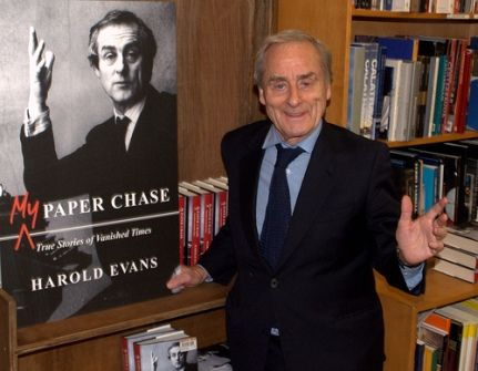 Books We Love: Sir Harold Evans
