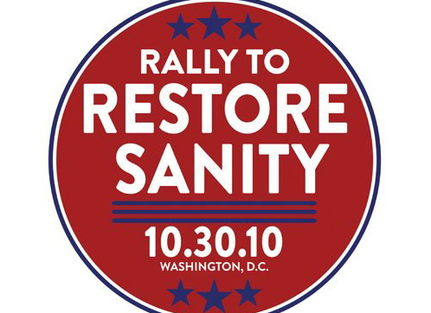 Rally to Restore Sanity: Are You Coming?