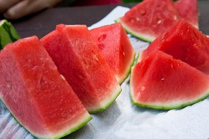 Eat Watermelon To Lower Blood Pressure Says New Study